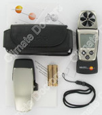 Testo 410-1 Pocket Air Velocity/Temperature Meter