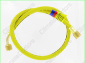 """Yellow Jacket 18160 3/8 Inch Charging Hose-60"""""""