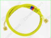 """Yellow Jacket 18136 PLUS II  3/8"""" Charging Hose- 36"""""""