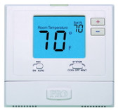 Pro1IAQ T701 1H/1C Non- Programmable Digital Thermostat