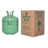 R-22 R22 Refrigerant 30 lb Cylinder Can SEALED NEW