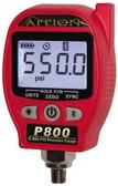 Appion P800 Wireless High Side Refrigerant Pressure Bluetooth Gauge 800 PSI
