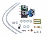 Supco WV8046 Whirlpool Dual Outlet Water Valve Kit 4318046