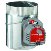 Honeywell EARD8TZ Economizer Automatic Round Damper