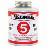 Rectorseal 25551 No. 5 Pipe Thread Sealant 1/2 PT