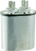 Capacitor Oval Run 12.5 MFD x 370 Volt