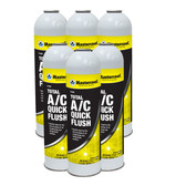 Mastercool 91050-6 17.6 oz Can Total A/C Quick Flush 6 Pack