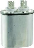 Capacitor Oval Run 12.5 MFD x 440 Volt