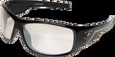 Edge Eyewear HZ111AR Caraz Black Safety Glasses w/ Anti-Reflective Lens