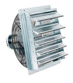 "FanTech 2SHE1871 18"" Shutter Mounted Exhaust Fan"