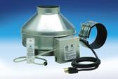 Fantech DBF4XLT Intelligent Dryer Booster Fan Kit