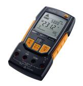 Testo 760-2 Digital Multimeter w/ Type K & TRMS 0590 7602