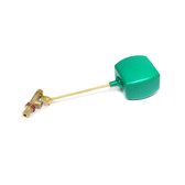 DIAL 4159 1/4 Inch Heavy Duty Brass Float Valve