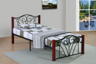 Bailey Twin Bed 202300