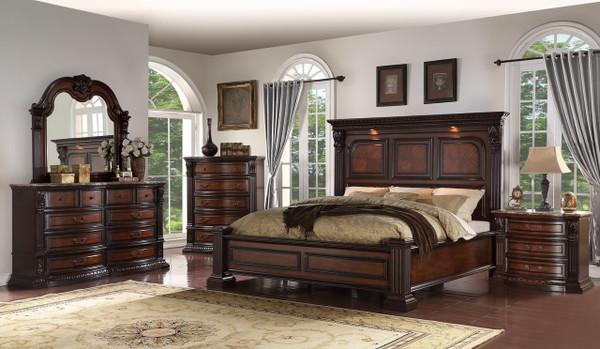 Savoy Bedroom 126300 Generation Trade
