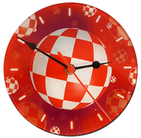 Boing Ball Wall Clock