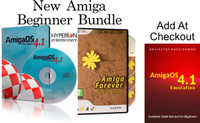 """New to Amiga"" Beginner Bundle"