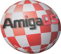 AmigaOS Mouse Mat.