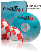 AmigaOS 4.1 Final Edition AmigaOne XE/SE MicroA1