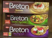 Breton Crackers - 8 oz