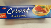 Cabaret Buttery Crackers - 8 oz.