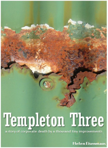 Templeton Three - a novel