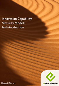 Innovation Capability Maturity Model (ICMM) An Introduction [eBook]