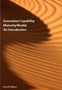 Innovation Capability Maturity Model workshop - Please contact us for future dates