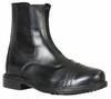 TuffRider Ladies Starter Front Zip Paddock Boots - Black