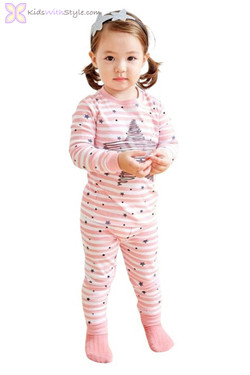 Bling Pajama Set