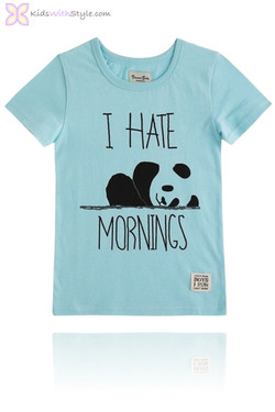 I Hate Mornings Unisex T-Shirt