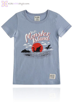 Monster Island Unisex T-Shirt