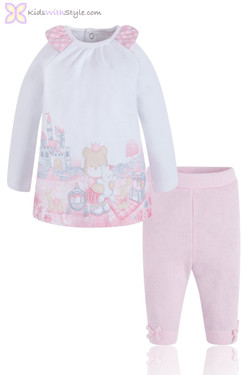 Baby Girl 2 Piece Gift Set