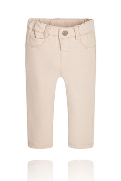 Baby Girl Beige Jeggings