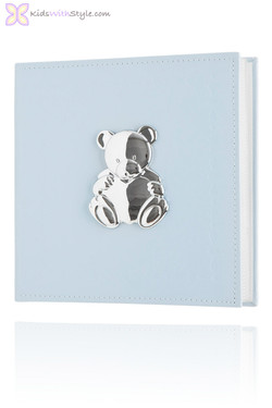 Blue Teddy Photo Album