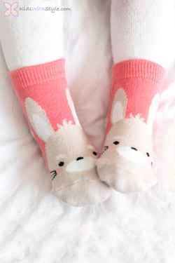 Children's Rabbit Socks