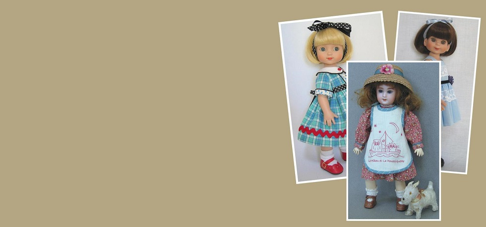 Londonberries Doll Clothes Patterns