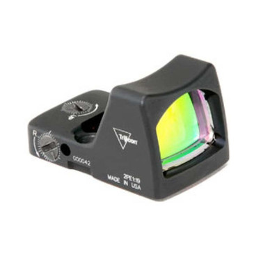 Trijicon RMR RM02: LED Sight- 6.5 MOA Red Dot