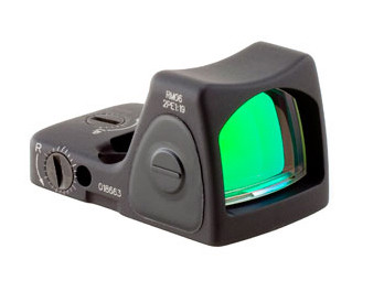 Trijicon RMR RM07: Adj. LED Sight- 6.5 MOA Red Dot
