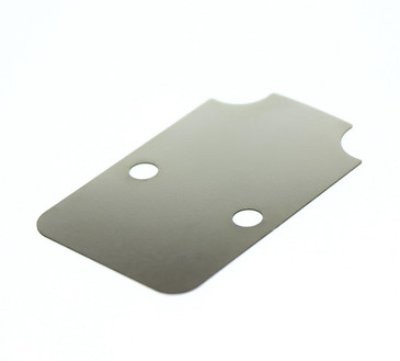 Battle Werx Standard Sealing Plate for Trijicon RMR: Type 2 & Dual Illuminated Models Stainless