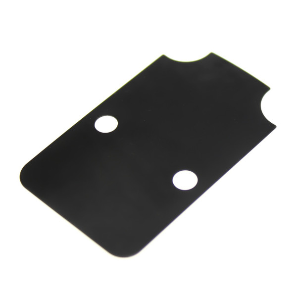 Standard Sealing Plate for Trijicon RMR: Type 2 & Dual Illuminated Models Black