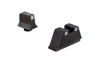 Trijicon Bright & Tough™ Suppressor Sight Set for Glock® Pistols (10mm/.45)