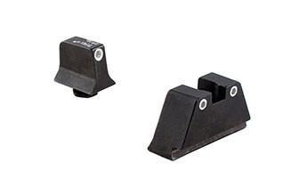 Trijicon Bright & Tough Suppressor Sight Set — for Glock® Pistols (9mm/.357/.40)