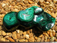 MALACHITE ~ STONE OF TRANSFORMATION ~ CHANGE ~ EMOTIONS ~ TRAUMA 2439