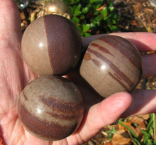 Shiva Lingam Spheres, 45-47MM, Unity and Harmony, Life Force Energy 3737