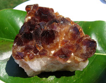 CITRINE DRUZE CLUSTER ~ WEALTH ABUNDANCE CRYSTAL ~ CLEARS NEGATIVE ENERGY 6628