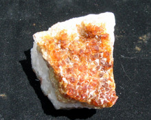 CITRINE DRUZE CLUSTER ~ WEALTH ABUNDANCE CRYSTAL ~ CLEARS NEGATIVE ENERGY 9023