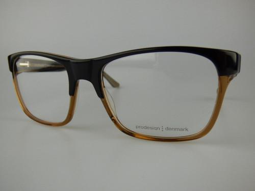 Danish Designer Eyeglass Frames : PRODESIGN OF DENMARK EYEGLASSES MODEL 4670 ...