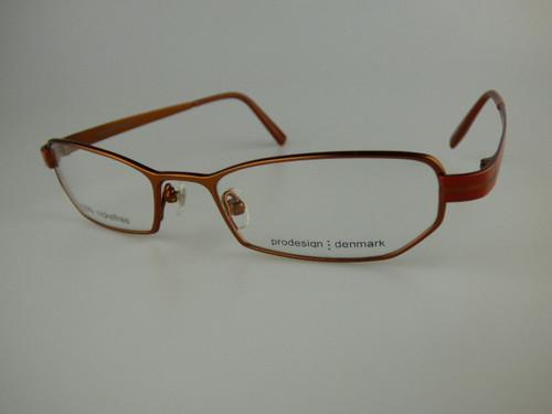 Eyeglass Frames Denmark : Prodesign Denmark Eyeglass frame model 1172 ...