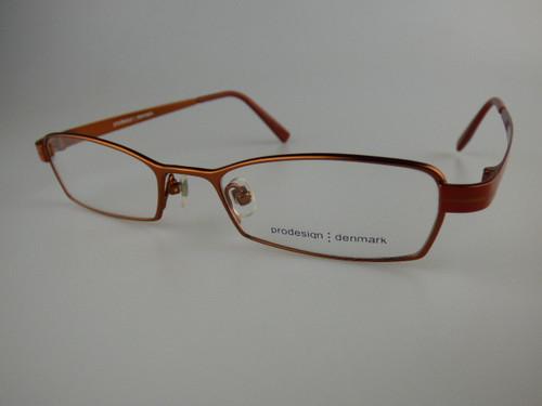 Eyeglass Frames Denmark : Prodesign Denmark Eyeglass frame model 1173 ...